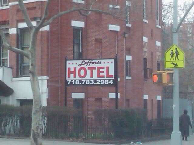 The q at parkside september 2011 moses frieds notorious lefferts hotel on classon some call it his blueprint for work in progress 205 parkside is 100 condemned seized by the city malvernweather Choice Image