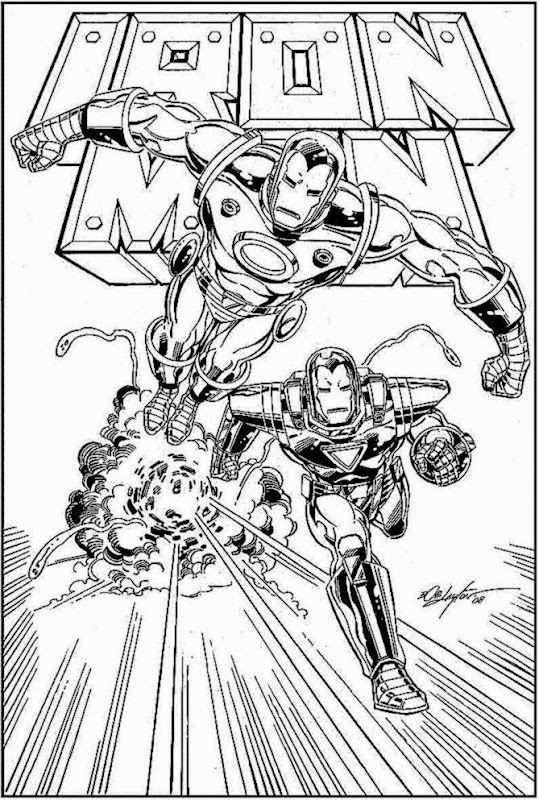 iron man coloring pages free printable coloring ws