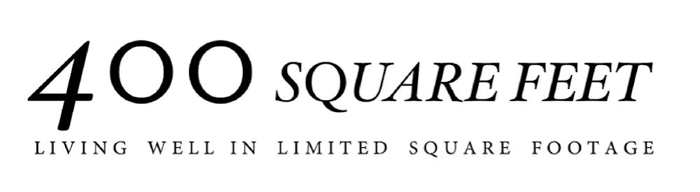 400 Square Feet