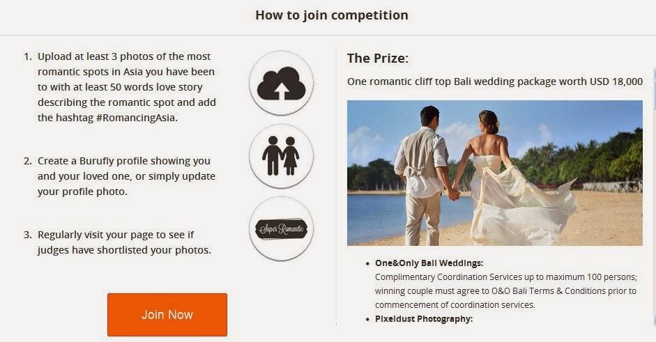 Photo Competition Bernilai USD18,000