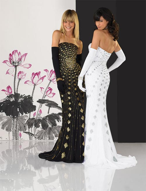 Tiffany Beautiful Prom Dress Collection 2011-2012 | Prom Dresses ...
