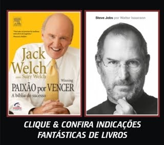 SUGESTES DE LIVROS FANTSTICOS!