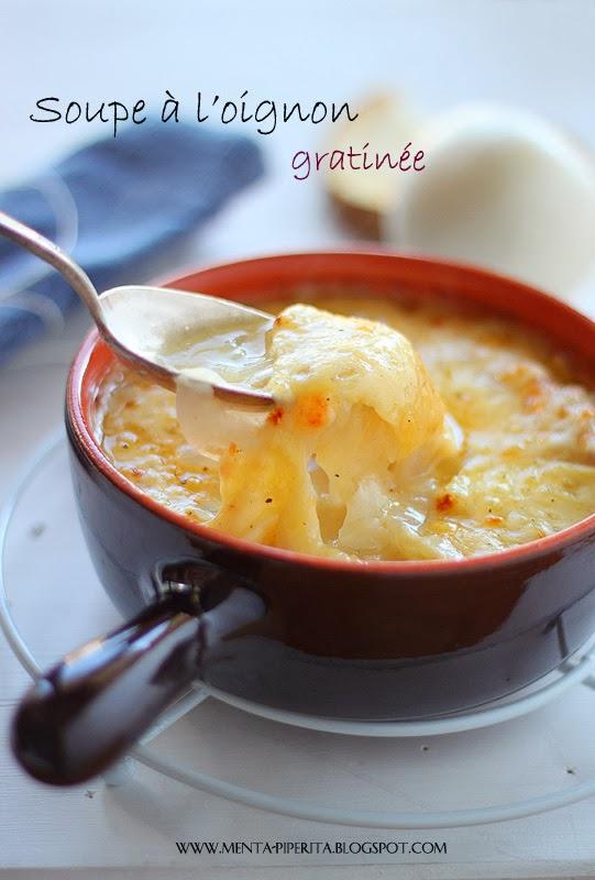 soupe a l'oignon gratinee... alias, il mio piccolo angolo di paradiso!