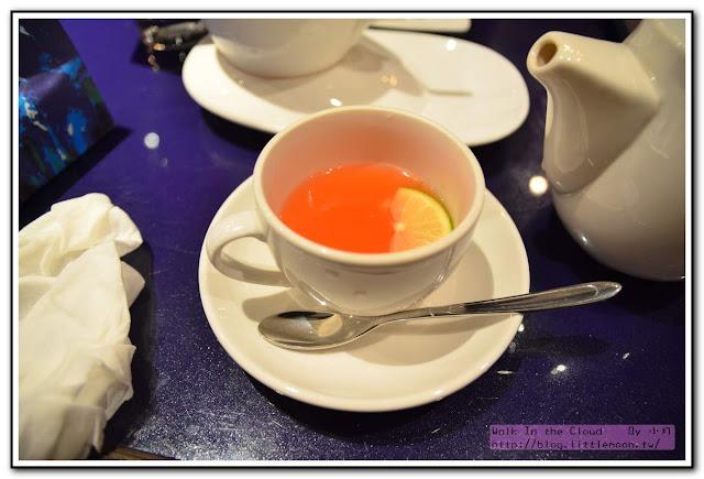 夏慕尼新香榭鐵板燒 - 熱水果茶