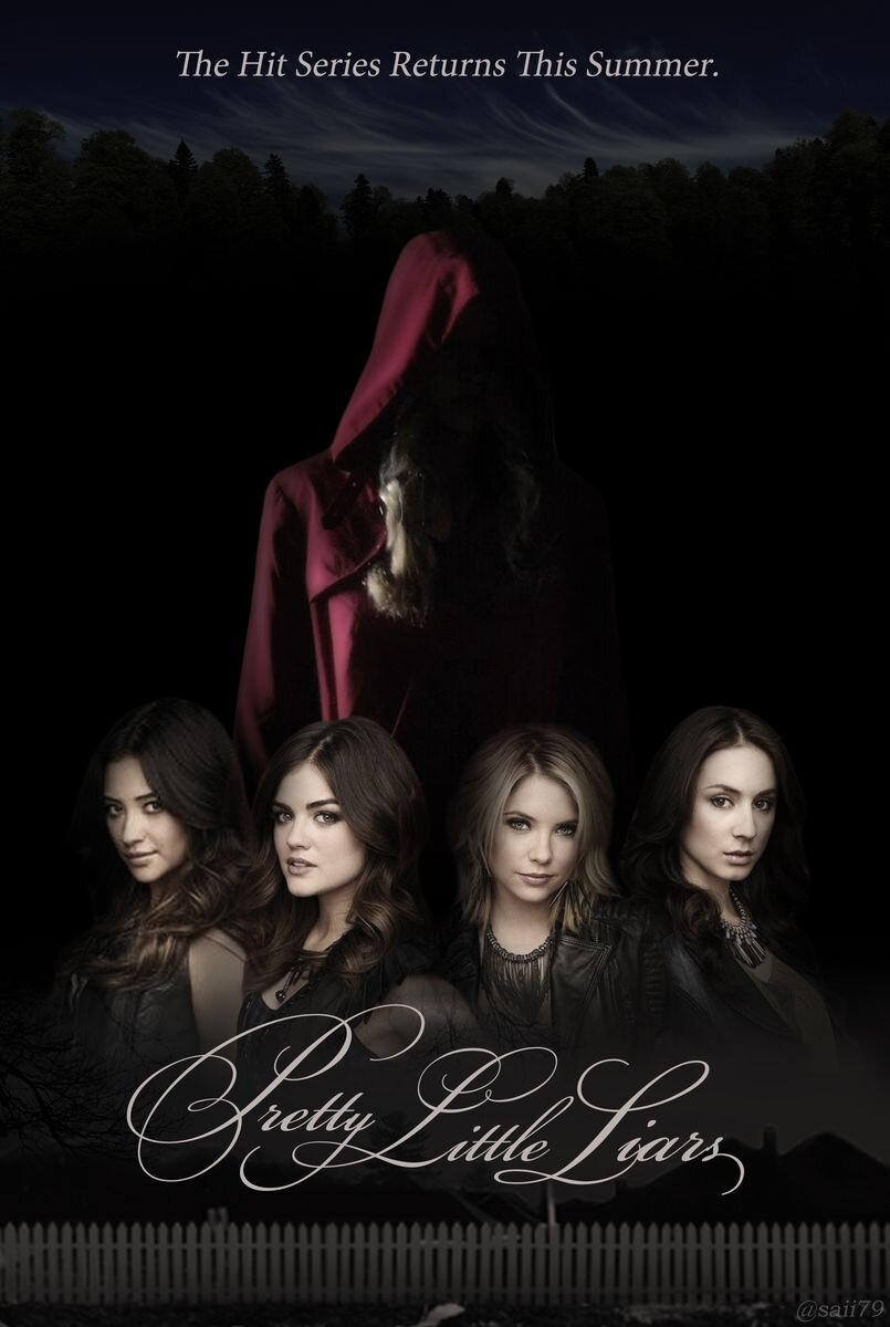 Pretty Little LIars 4x13