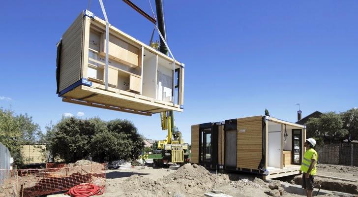 El blog de matey encargar la casa a un taller casa y - Casas por modulos de hormigon ...