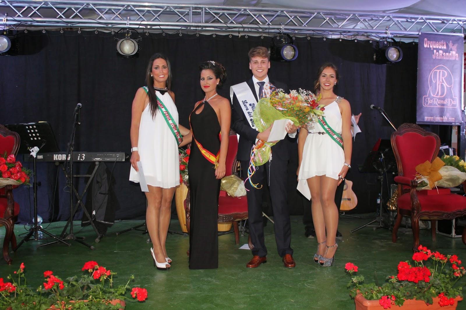 Lora Del Rio Feria 2013 de Lora Del Río 2014