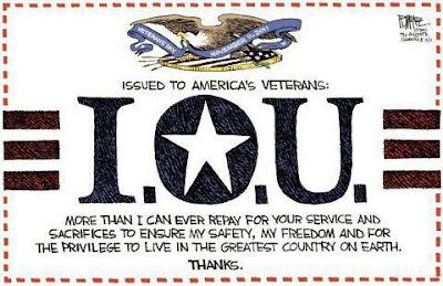 Veteran IOU