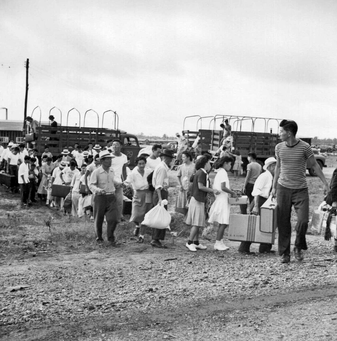 japanese internment camps essay thesis Free japanese internment camps papers, essays, and research papers.