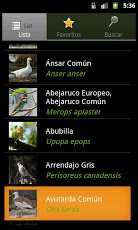 Blog Safari Club, guía de Aves Android