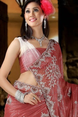 Red-Indian-Bridal-Saree