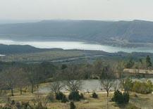 Cerca de la Foz de Lumbier - Pantano de Yesa