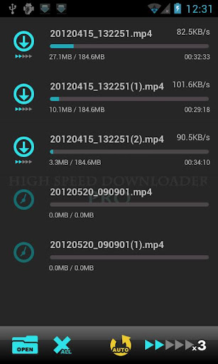 VA High Speed Downloader Pro Apk