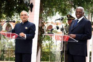 ANGOLA E TIMOR-LESTE COOPERAÇÃO NA DEFESA