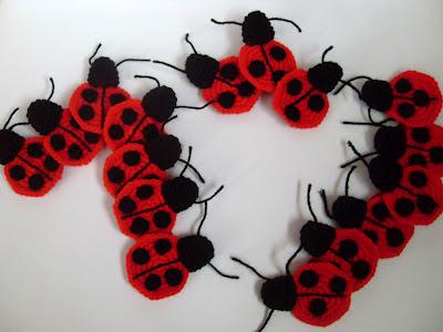 Ladybug Baby Toy Crochet Pattern - Crochetliens on HubPages