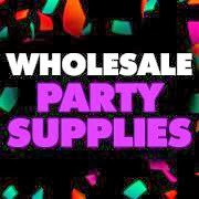 Wholesale Party Supplies logo