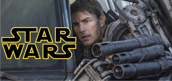 Tom Cruise pode ter uma participação em Star Wars: Episódio VII