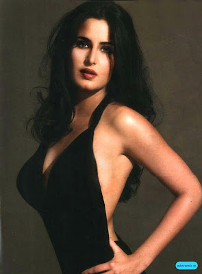 Bollywood Babes In Black
