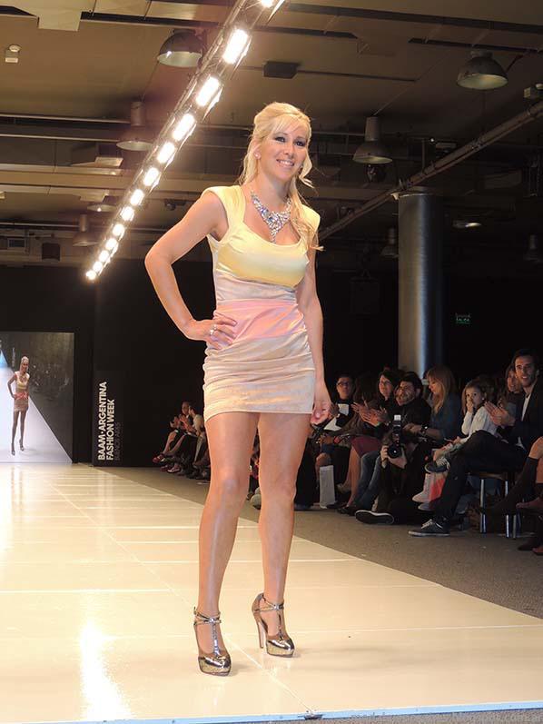 Desfile Clarin Mujer Baam 39. Moda 2014.