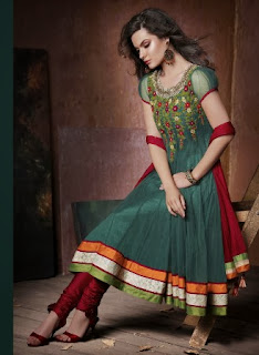 Pakistani dress salwar kameez