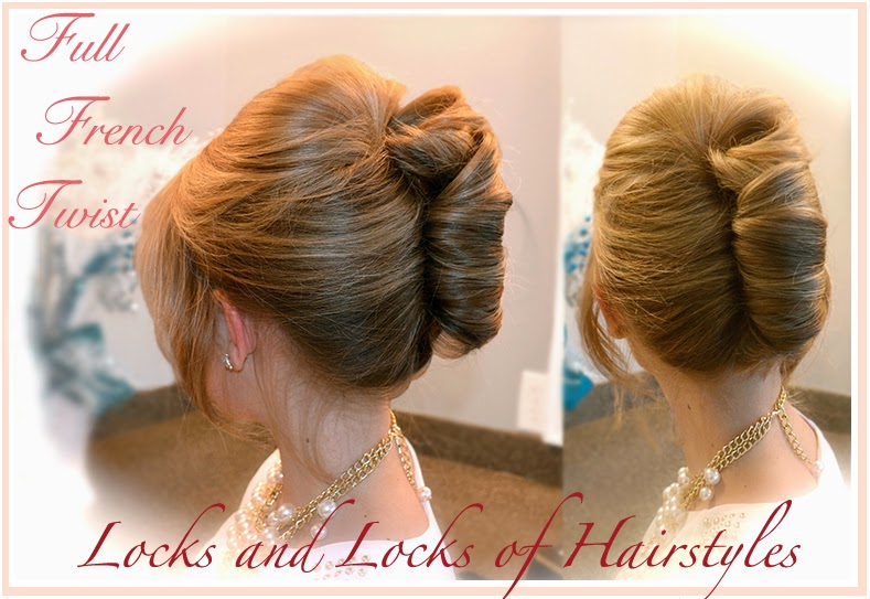 Locks And Locks Of Hairstyles Quick And Easy Video Tutorials - Hairstyle easy video