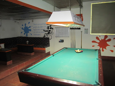 Pool Table at Shenanigans Bar And Inn, La Union