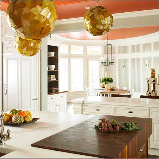 Key Interiors By Shinay: Orange Kitchen Ideas