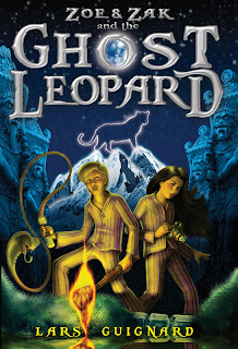 Zoe & Zak and the Ghost Leopard 2