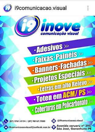 i9 Comunicação Visual