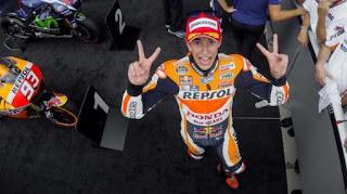 Marc Marquez Mendadak Umumkan Salam Perpisahan
