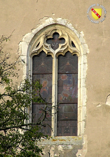 NEUVILLER-SUR-MOSELLE (54) - Eglise Saint-Pierre (XIIe-XVIe siècles)