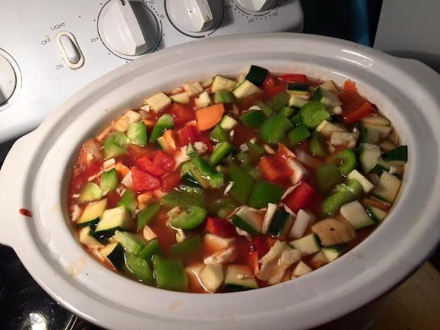 Lentil Vegetable Soup Recipe Slow Cooker