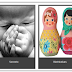 Slide carousel com as  postagens recentes do blog