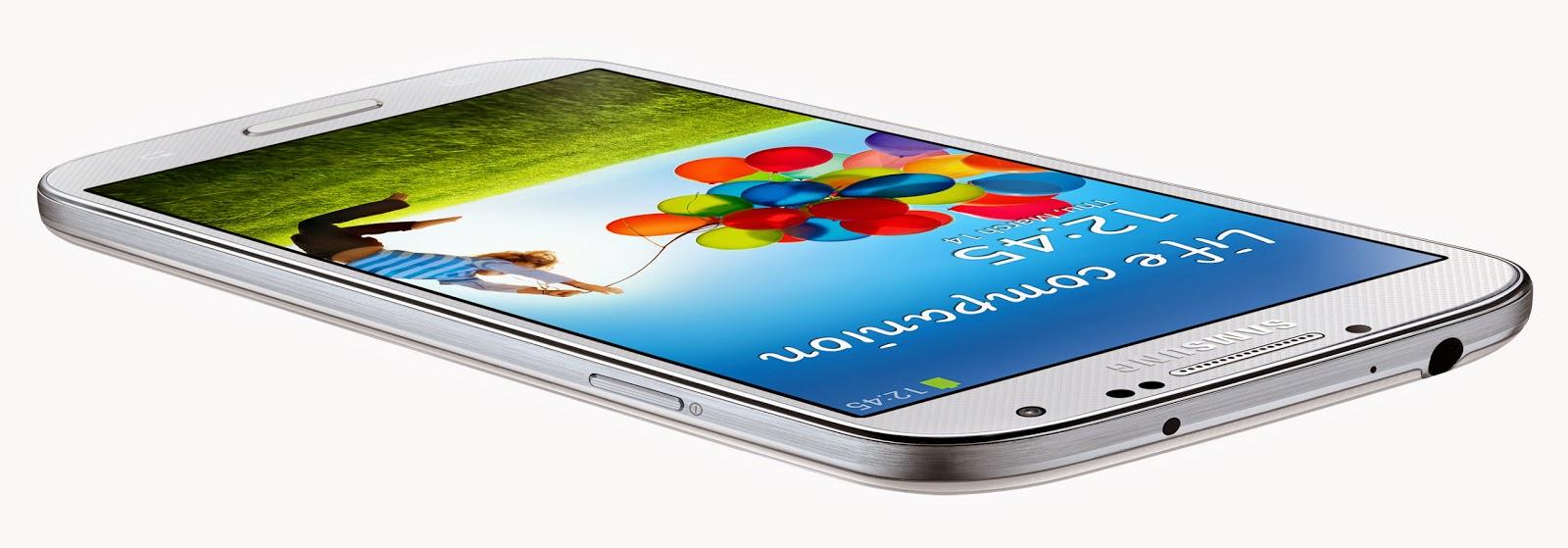 Мобильный телефон Samsung GT-I9500 Galaxy S 4 16GB White с двумя видеокамерами