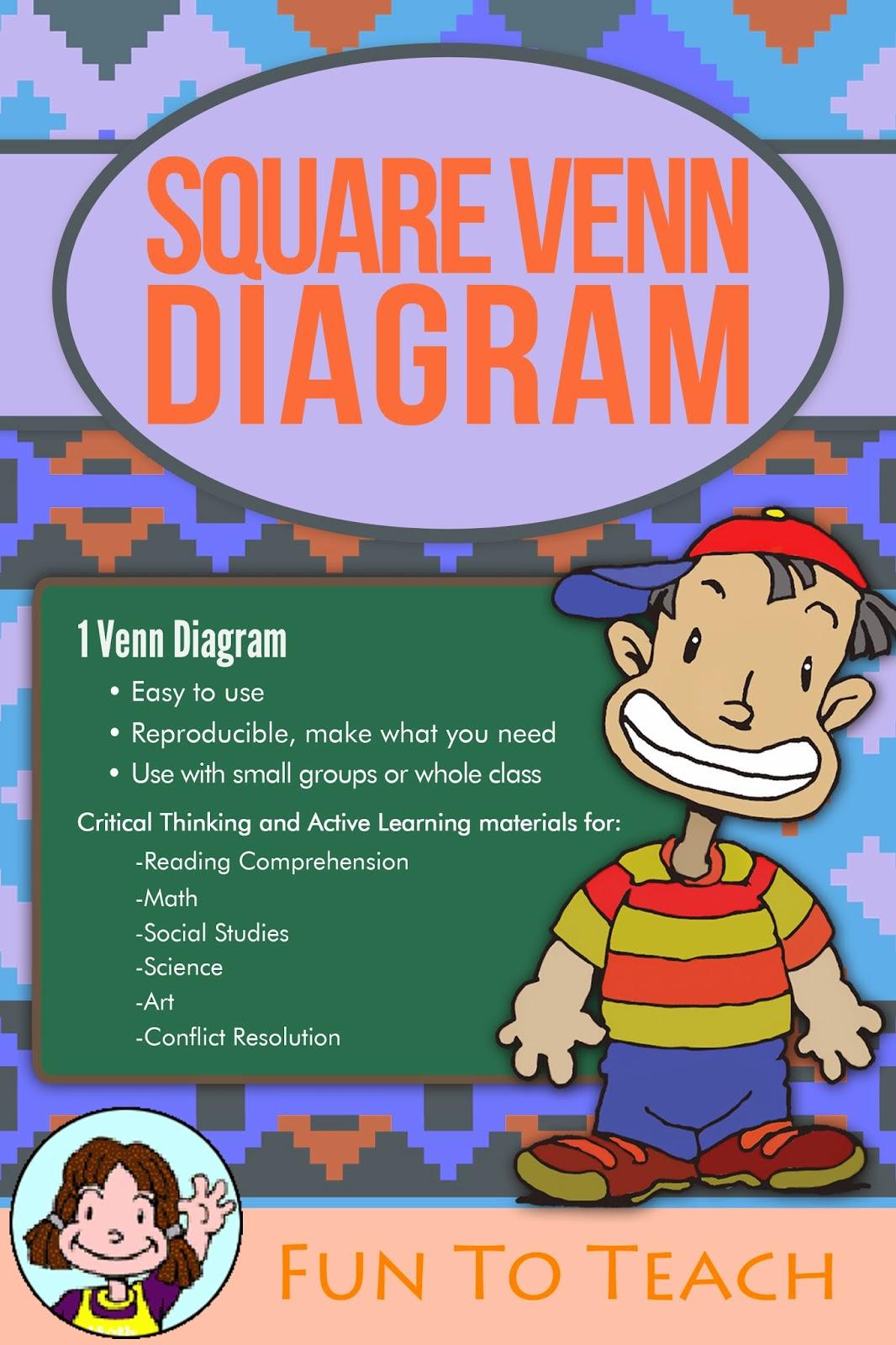 https://www.teacherspayteachers.com/Product/2-Square-Venn-Diagram-Graphic-Organizer-and-Lesson-Plan-88098