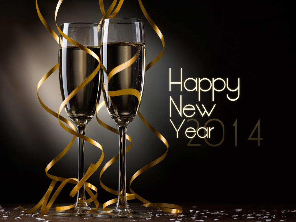 Happy New Year Greeting Ecard Wallpapers Happy New Year Wishes