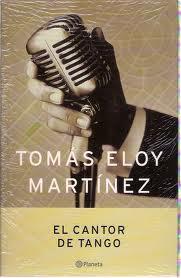 tango, libro, cantor