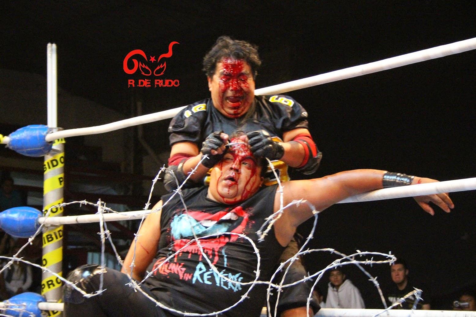 Luchadores Los Porros Los Porros Perico y