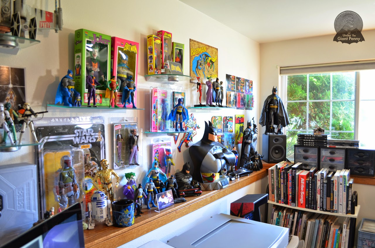 This Is The Side Of The Room With My Mac Where I Do Mostly Design, Art  Tweaking, And Photo Stuff.