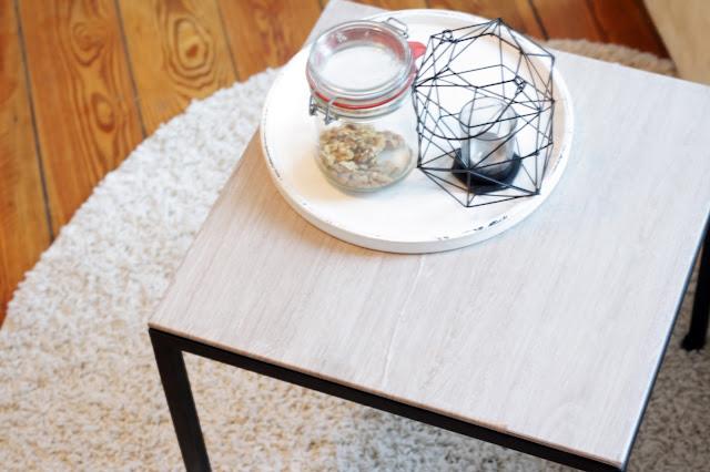 Interior Blog Fleur et Fatale: Ikea Hack mit Couchtisch