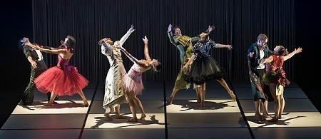 Teatres Generalitat , Temporada Internacional Dansa València, El gran Banquete