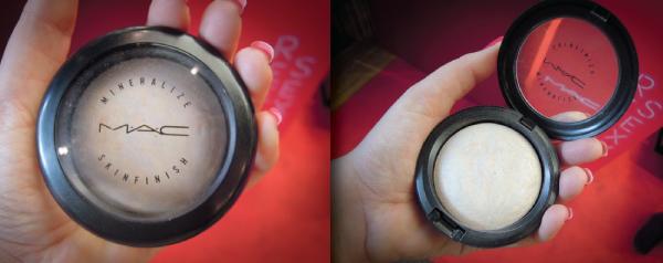 maquiagem/make up - Lançamento MAC Reel Sexy - Pátio Savassi - iluminador mineralize skinfinish lightscapade