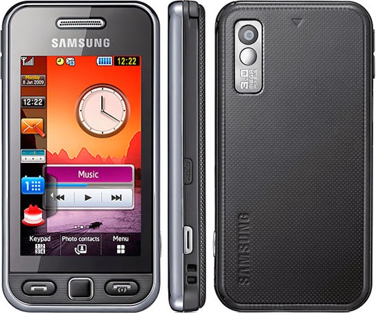 Samsung S5230N Star Flash File Download
