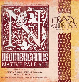 Crazy Mountain Neomexicanus Native Pale Ale