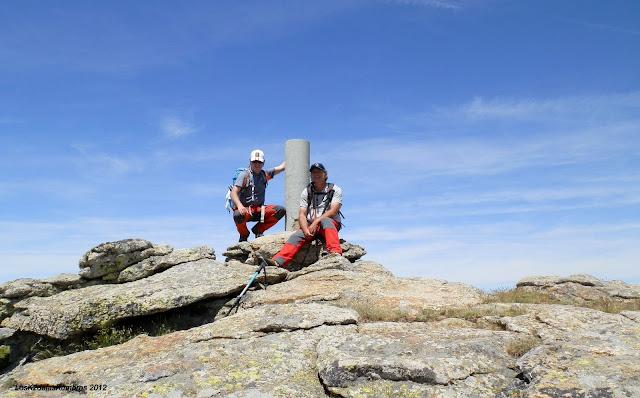 El Pico del Reventon - Rascafria - Sierra de Guadarrama