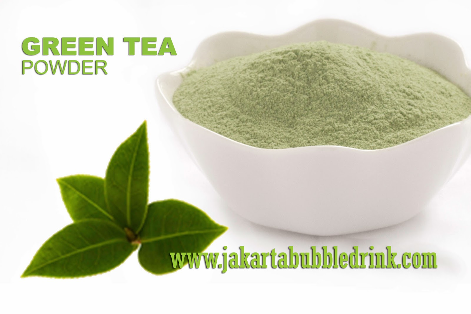 Jual Bubuk Matcha Green Tea Murah