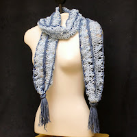 Blue Summer Scarf, on sale now!