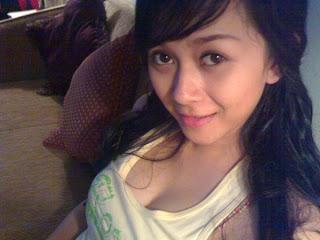 wanita terseksi di Indonesia aura kasih