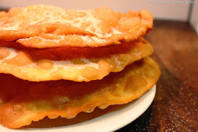 HOW TO MAKE BUNUELOS