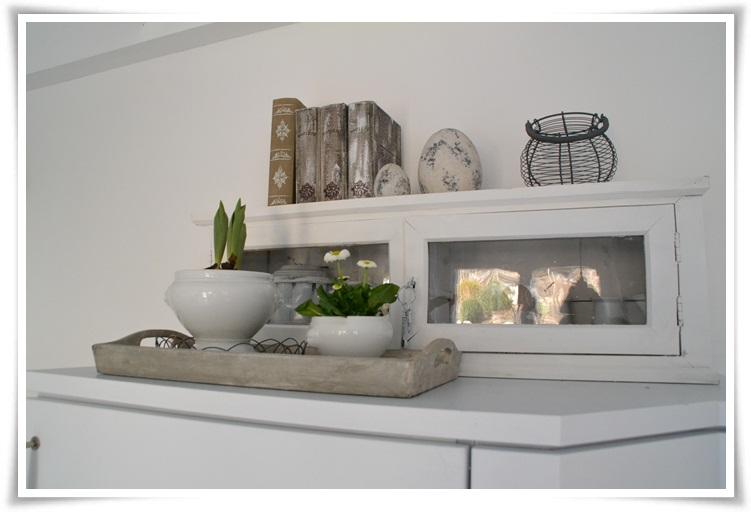 Wandgestaltung Kuche Shabby : Shabby Chic Küche  Frau K shabby chic Die Küche lügt nie!!!!!